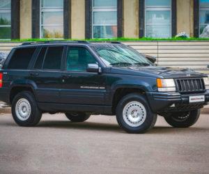 Самый быстрый Jeep Grand Cherokee ZJ