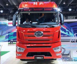 Китайский автопром. Грузовые автомобили