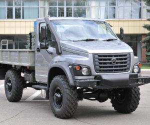 Преемник легендарной ГАЗ-66