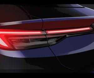 Лифтбек JAC под дизайн Maserati