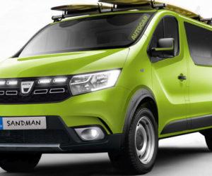 фургон Dacia Sandman