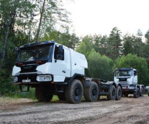 Минский завод колесных тягачей VOLAT