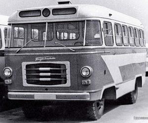 Автобусы «Таджикистан» и ЧАЗ производства СП «Худжанд-ЗИЛ»