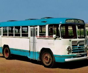 Редкий автобус ЗИЛ-158 1969 года