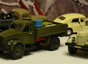 Советские грузовые автомобили