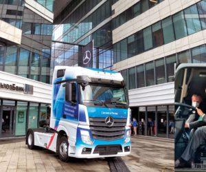 грузовик Actros 1845 LS Euro 6