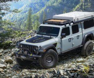 Jeep Gladiator Farout - дизельная версия