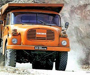 История автомобилей Tatra серии Т-148 в СССР