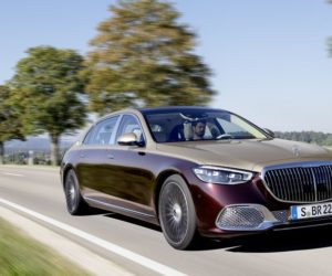 Mercedes-Maybach S580