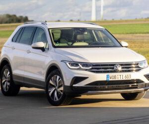 Обновленный Volkswagen Tiguan