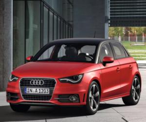 Audi A1 - компактный кроссовер