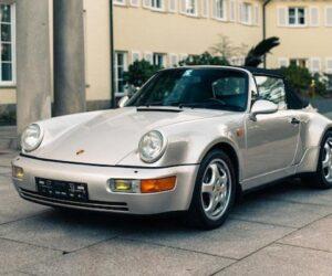 Porsche 911 легендарного Диего Марадоны