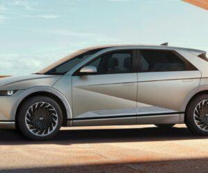 Компания Hyundai - новый электромобиль