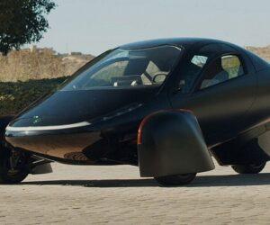 Супер дальнобойный электромобиль