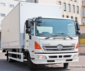 Фургон Hino 500