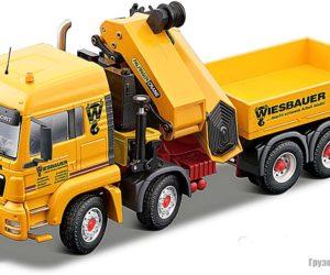 Модель грузовиков